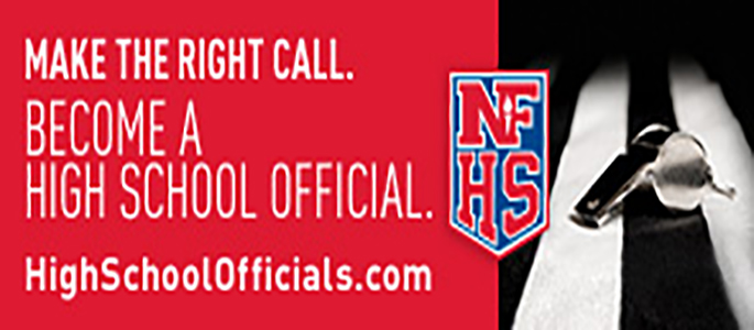 Become an Official for the UHSAA